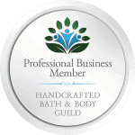 Professional Business Member Handcrafted Bath & Body Guild