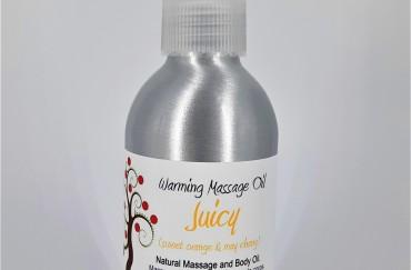 Warming Massage Oil